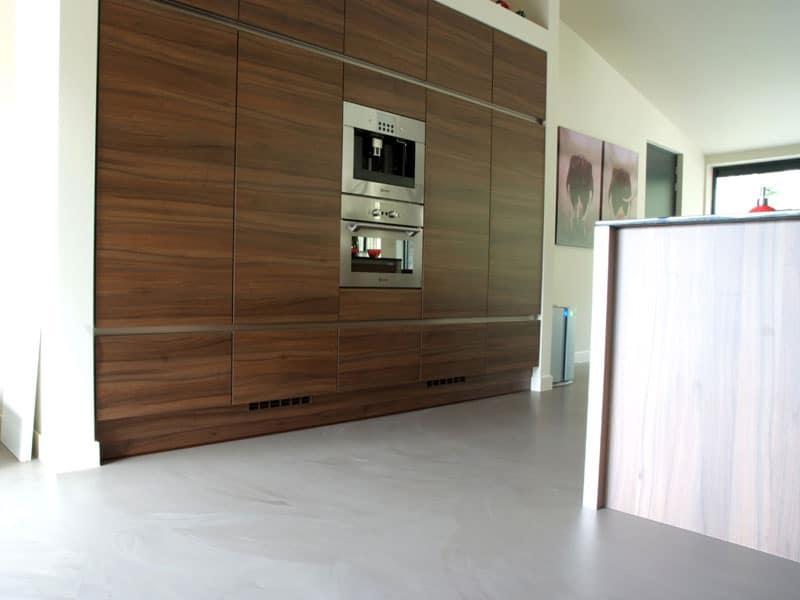 betonlook vloer prijs