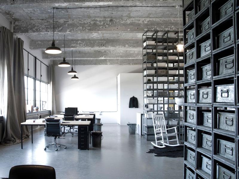 woonbeton kantoor