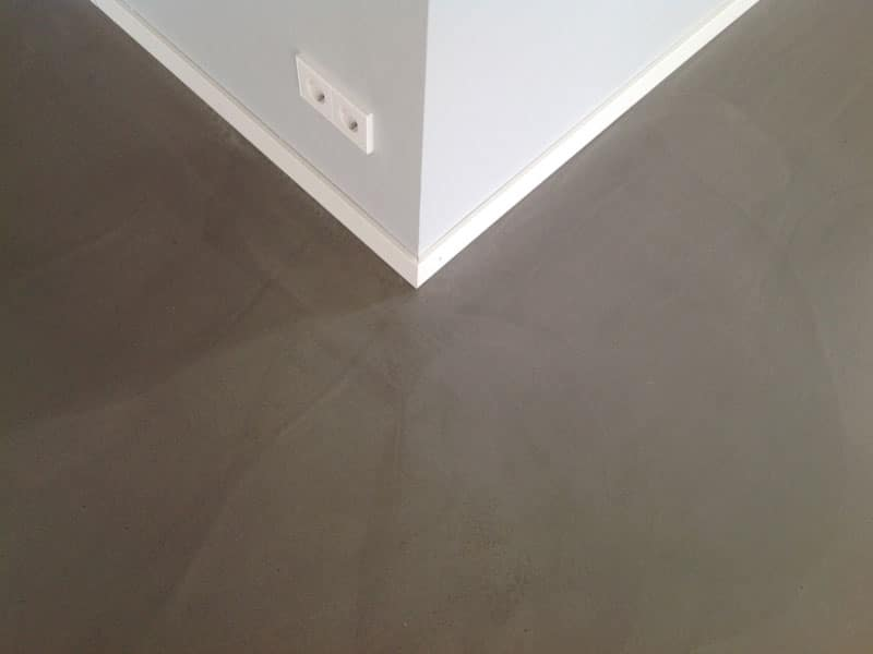 Badkamer Showroom Lisse : Woonbeton lisse designbetonvloer