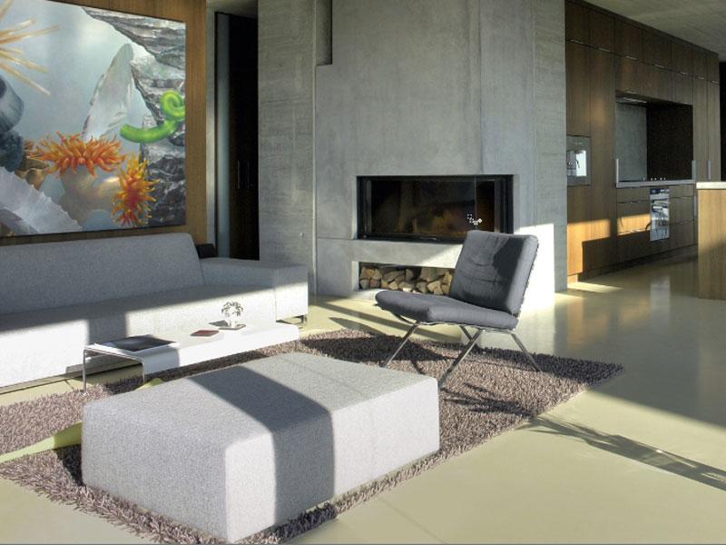 Prijs betonlook vloer designbetonvloer