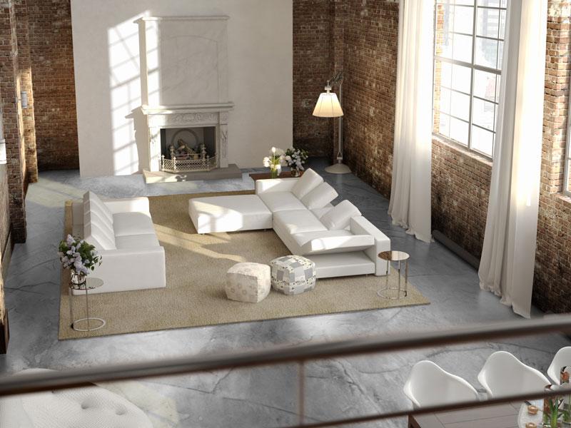 betonlook vloer utrecht