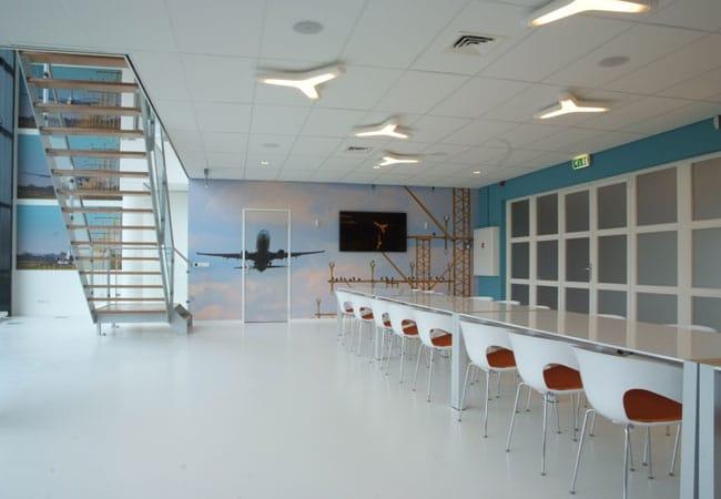 Design betonlook vloer naadloos en waterdicht