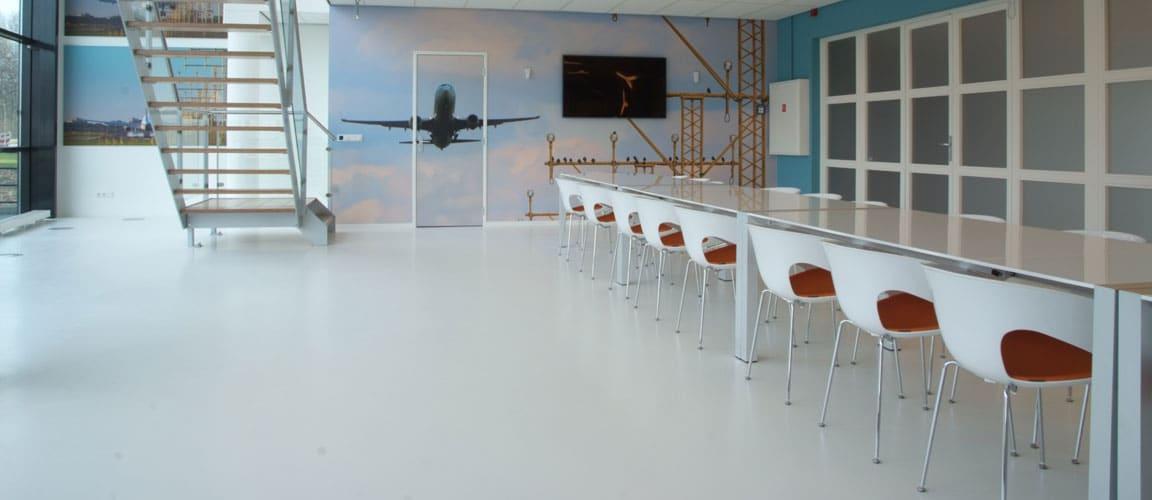 Voordelen design betonvloer: onderhoudsvrij en zeer stevig