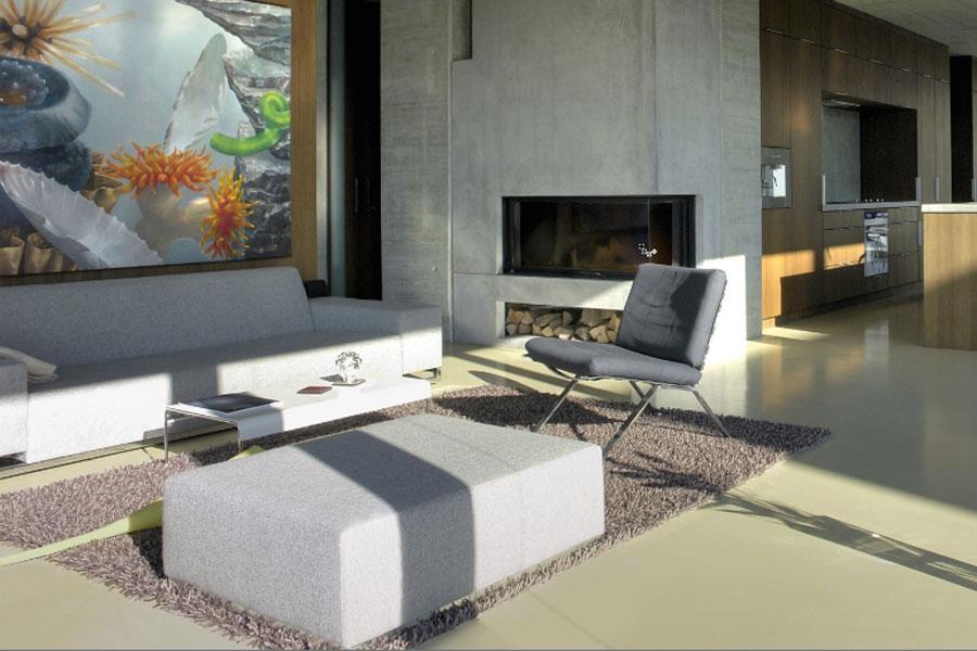 betonlook vloer wassenaar