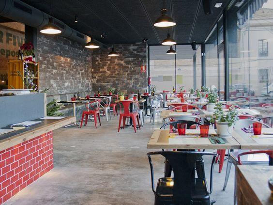 Beton designvloer in een bedrijfspand