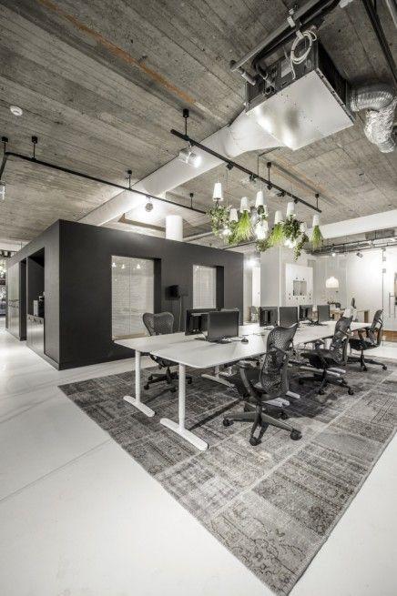 kantoor inrichten