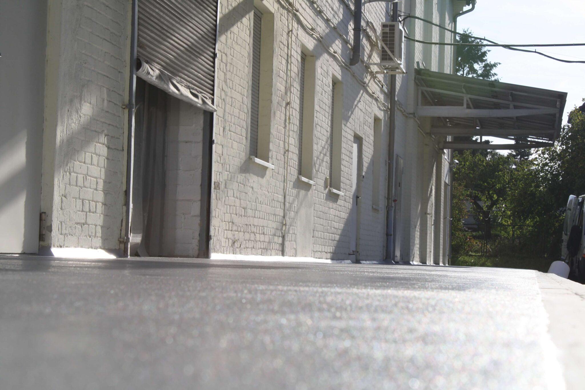 Is een gietvloer geschikt voor buiten designbetonvloer