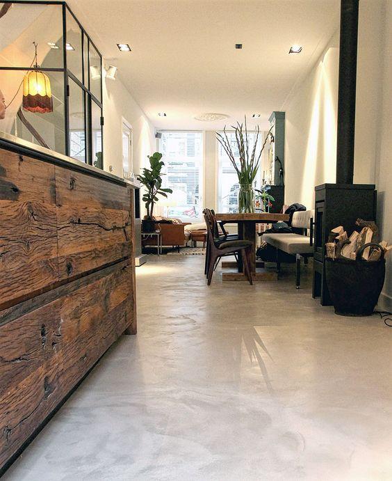 Kan ik zelf een vloer van woonbeton aanleggen?