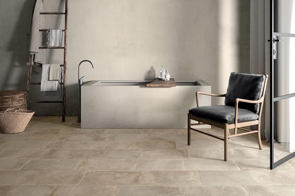 bad van beton