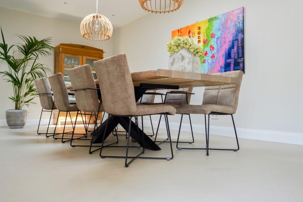 designbetonvloer huis